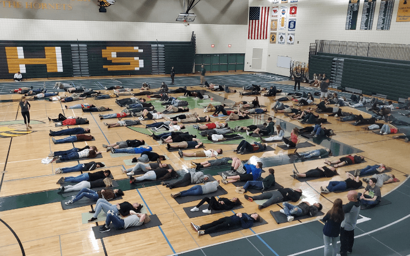 Mindfulness at Preble