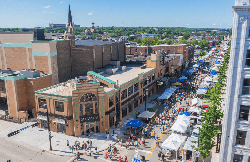 farmers' market saturday